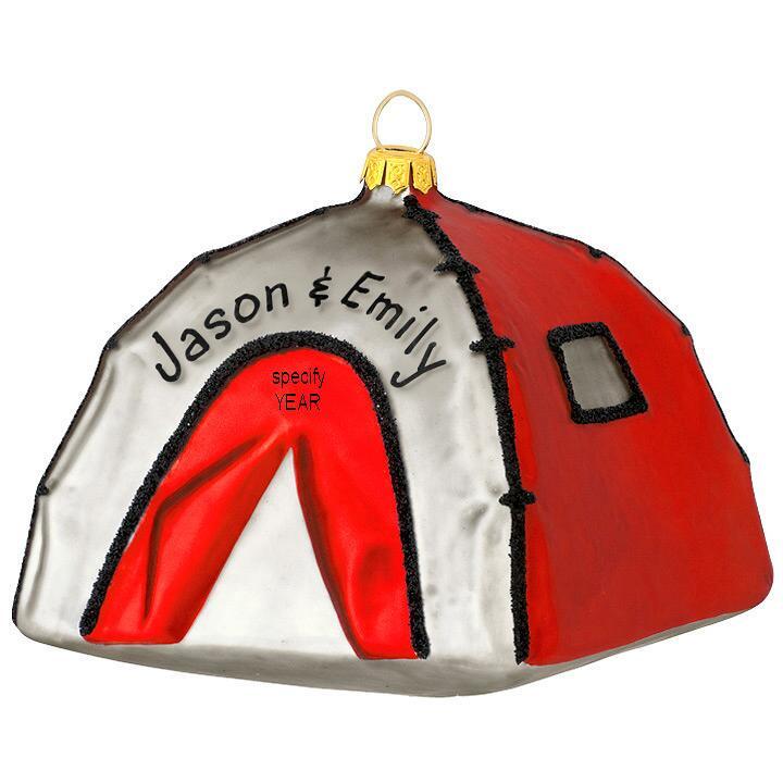 tent ornament