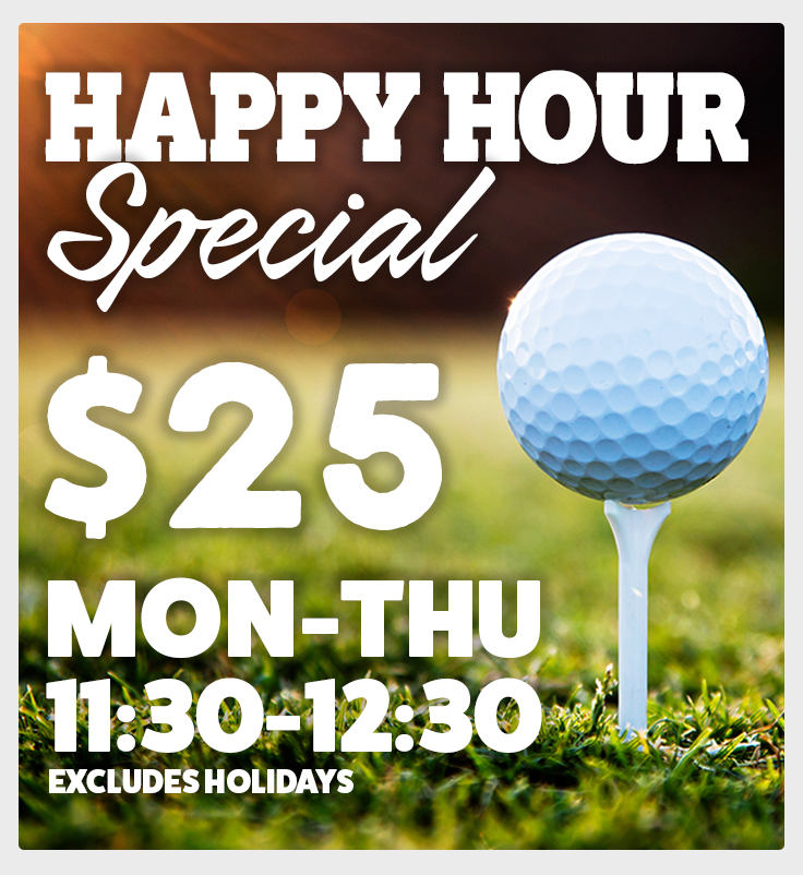 Happy Hour Special